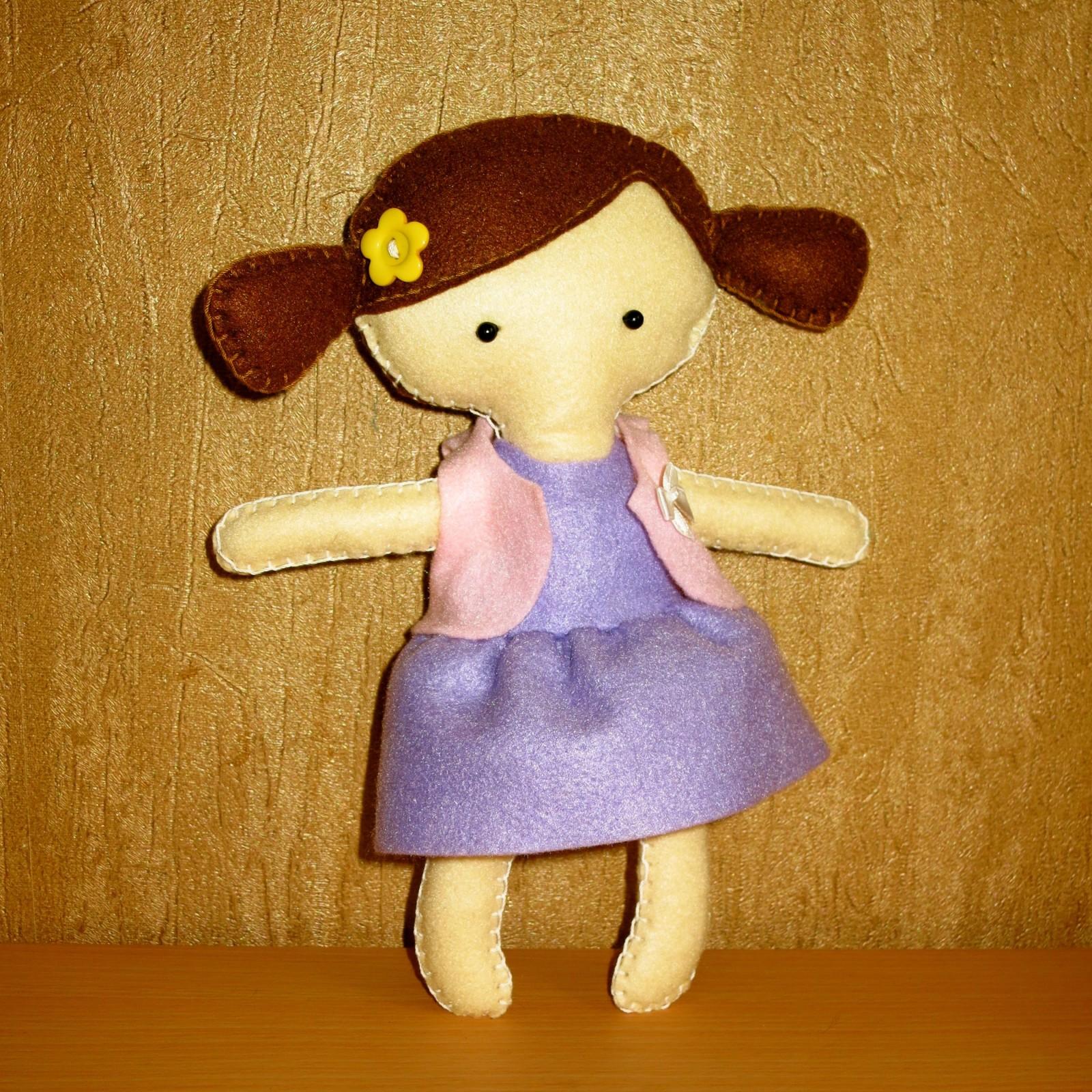 Туловище для куклы своими руками